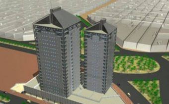 Arash Commercial Twin Towers